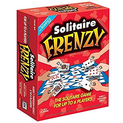 Solitaire Frenzy: Toys & Games