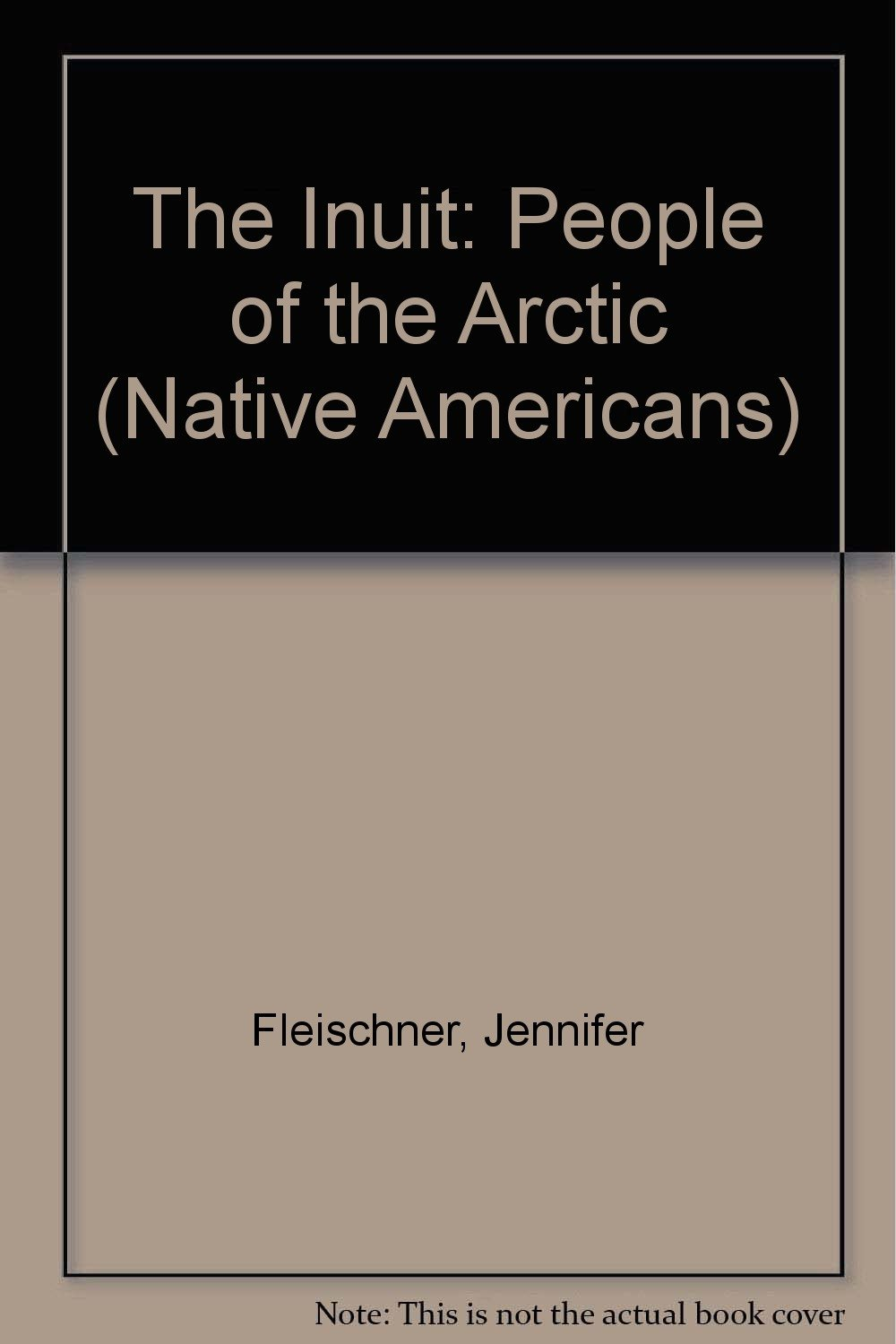 the inuit people of the arctic native americans jennifer