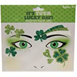 st. patrick's day Parade Accessories - Choose from Face Tattoo Stickers, Glasses, Fanny Pack