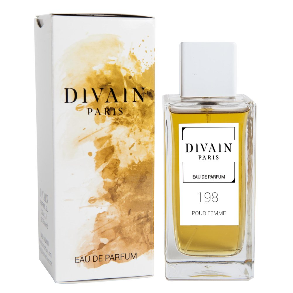 DIVAIN-198 / Similar a Scandal de Jean Paul Gaultier/Agua de perfume para mujer/Vaporizador 100 ml: Amazon.es: Belleza