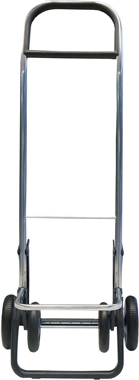 Gris Rolser Chariot de Courses 39x47x92,5 cm