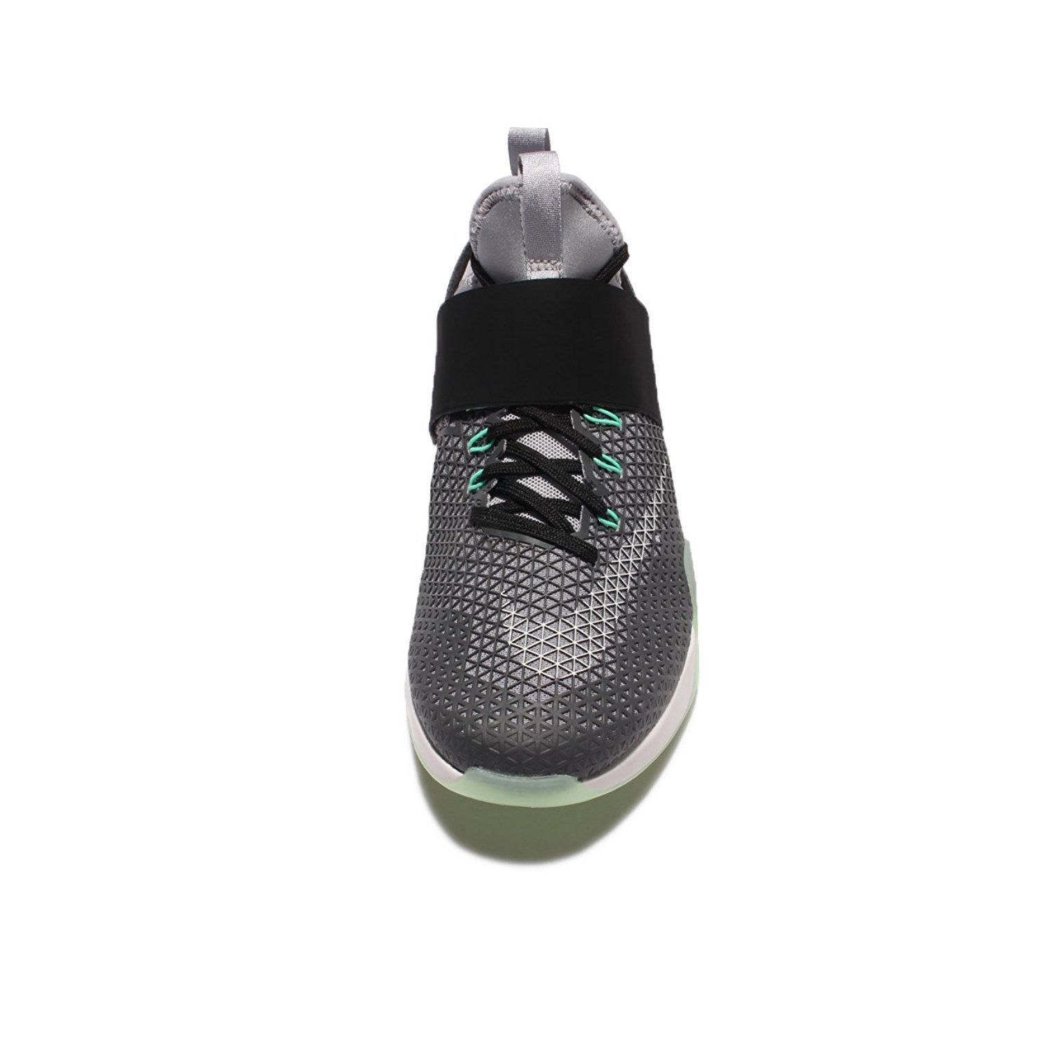 Nike Womens Wmns Air Zoom Strong, Wolf Grey / Summit White - Nero, 7 US