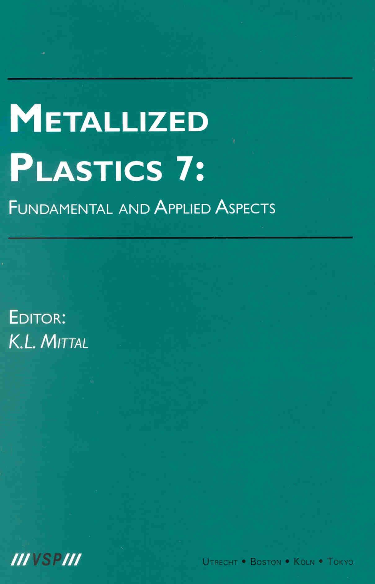 Download Metallized Plastics 7: Fundamental and Applied Aspects PDF