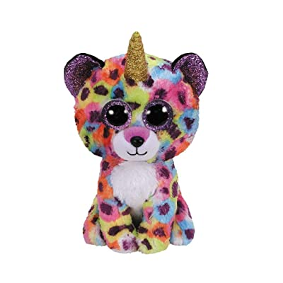 Ty - Beanie Boos - Giselle Leopard With Horn /toys: Toys & Games