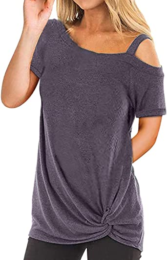 Camisetas Mujer Manga Larga Sexy Ronamick Verano Blusa Blanca Niña Tops Mujer Deporte Verano Camisa Cuadros Mujer (Caqui,L): Amazon.es: Iluminación