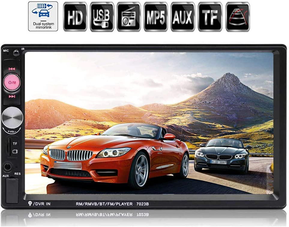 SARCCH Double Din Car Stereo