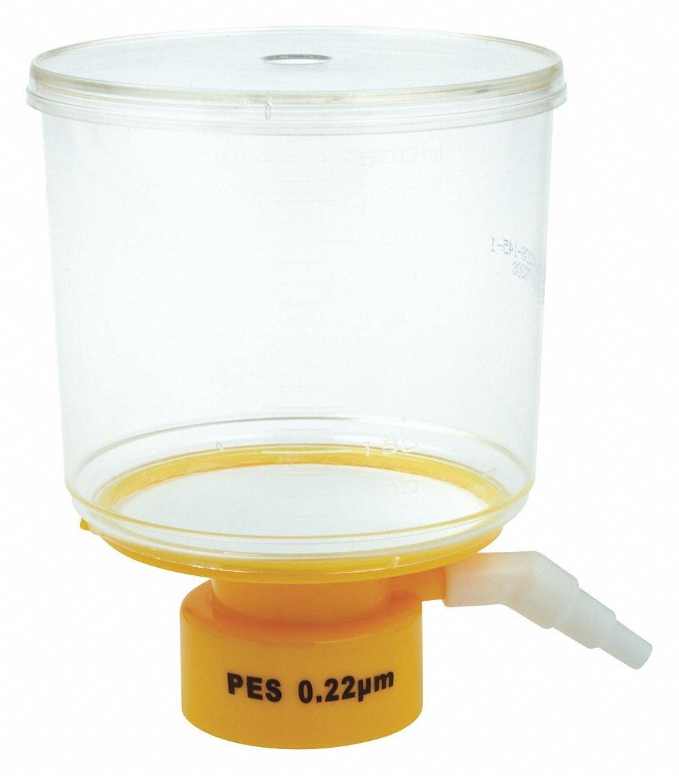 500mL Bottle Top Filter,0.22um,75mm,PK24