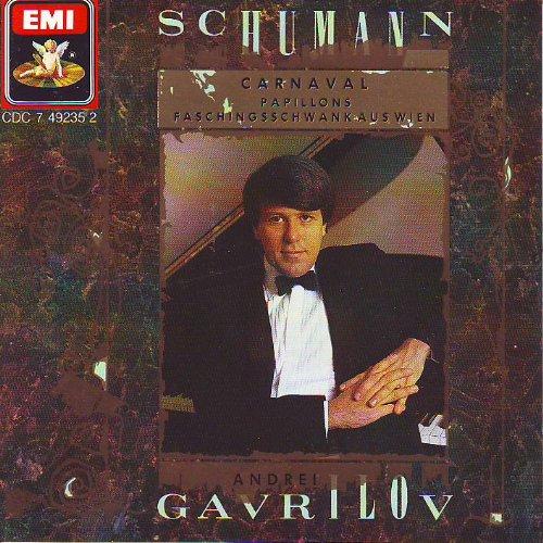 Schumann: Carnaval, Op. 9 / Papillons, Op. 2 / Faschingsschwank aus Wien, Op. 26