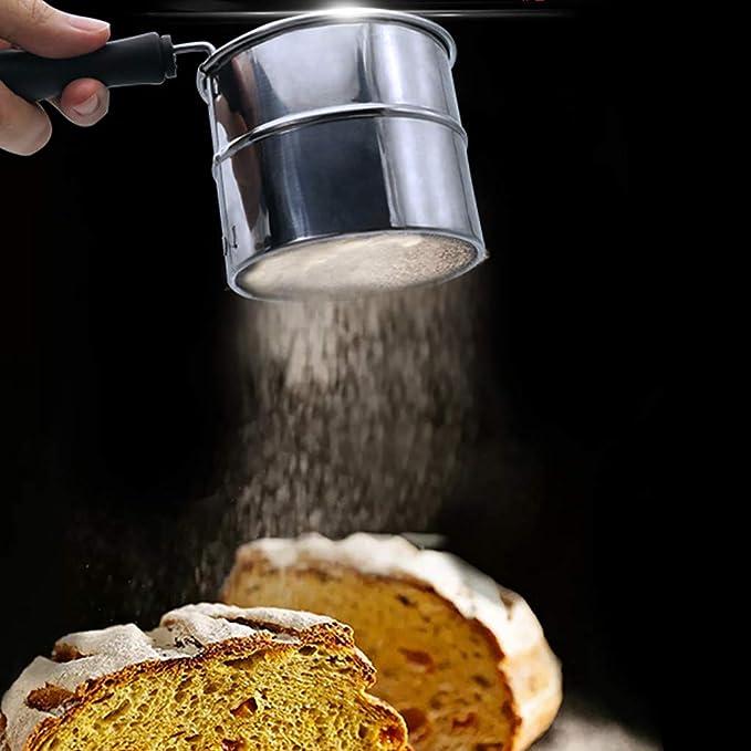 Amazon.com: Filtro de sifón de acero inoxidable para hornear ...
