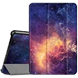 Fintie ASUS ZenPad Z8s (ZT582KL) Case - [SlimShell] Ultra Lightweight Stand Cover with Auto Wake/Sleep Feature for Verizon ASUS ZenPad Z8s 7.9 inch Tablet 2017 Release, Galaxy
