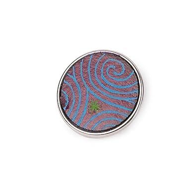 Amsterdam Noosa Chunk trispiral Purple Blue Ground  Amazon.fr  Bijoux 697968005ac