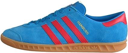 adidas hamburg bleu