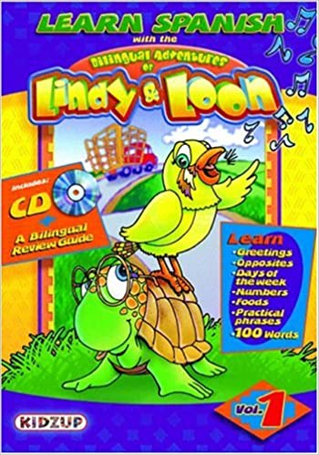 Amazon com: Learn Spanish: The Bilingual Adventures Of Lindy And