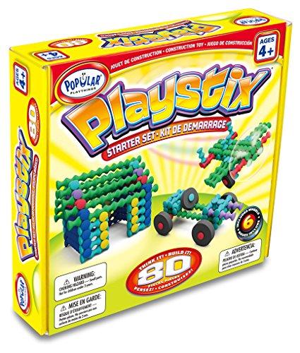 (Popular Playthings Playstix Starter Set (80-Piece))