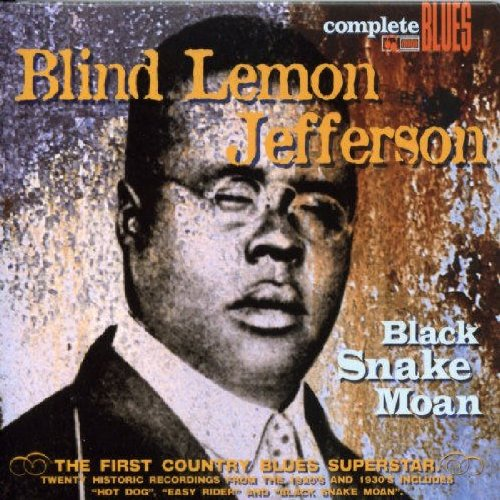 Black Snake Moan Lyrics Blind Lemon Jefferson