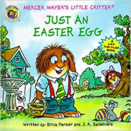 Just an easter egg mercer mayer 39 s little critter erica for Mercer available loads