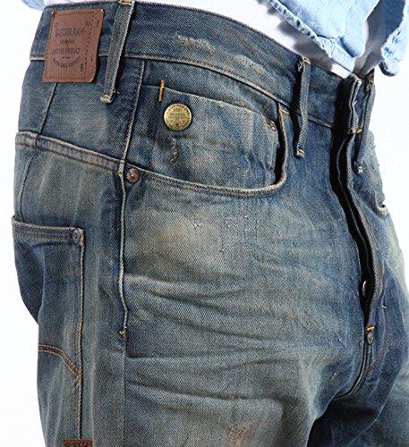 G-star Hommes Jeans G-Star de type C 3D lâche conique