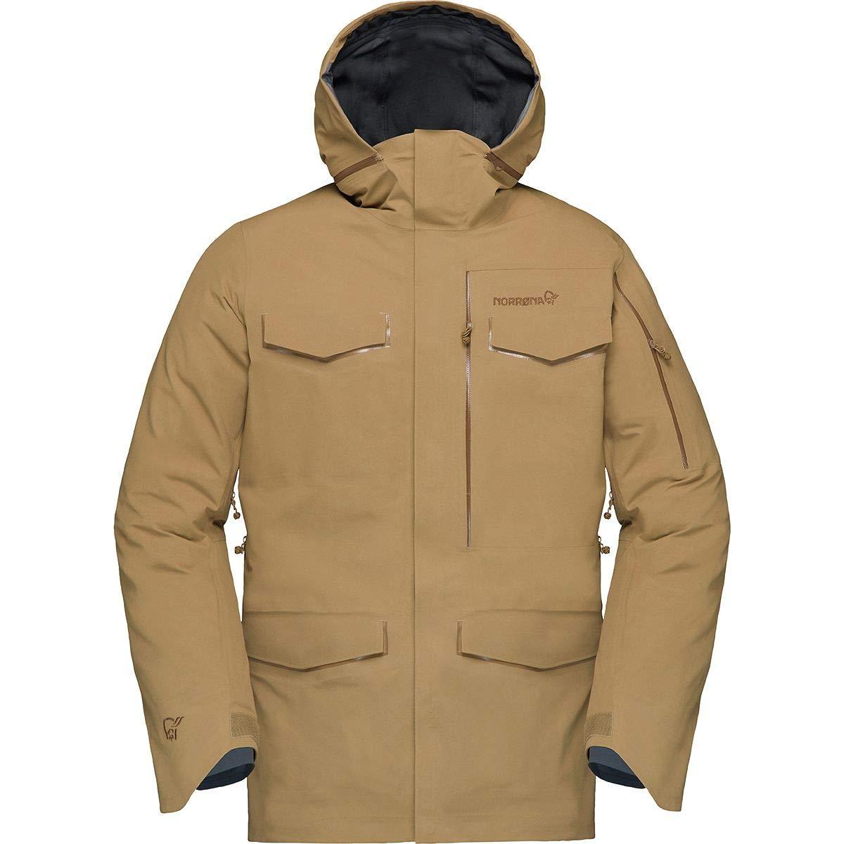 [ノローナ] メンズ ジャケット&ブルゾン Roldal Gore-Tex Jacket [並行輸入品] B07JZ4PL56 L