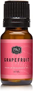 Grapefruit Fragrance Oil - Premium Grade Scented Oil - 10ml