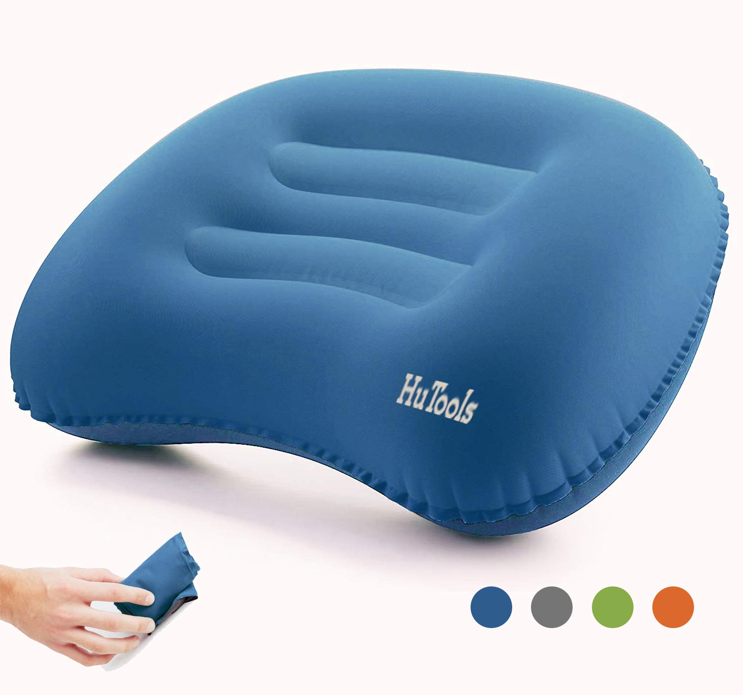 HuTools Inflatable Backpacking Pillow