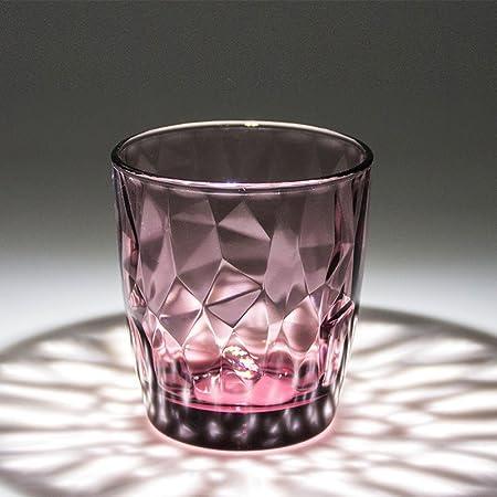 BORMIOLI ROCCO Set 6 Gläser Diamant Wasser Purple 30.5