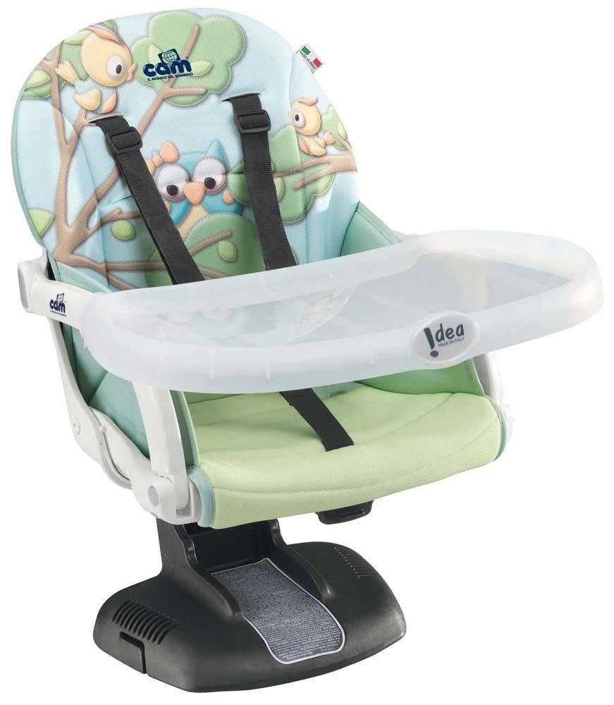 Owl Cam the World of the Child Chair Raiser S334 Idea Green
