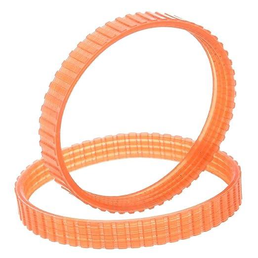Cinturon de transmision - SODIAL(R) 2pzs F20 Cinturon de transmision de cepilladora electrica para modelos Hitachi: Amazon.es: Industria, empresas y ciencia