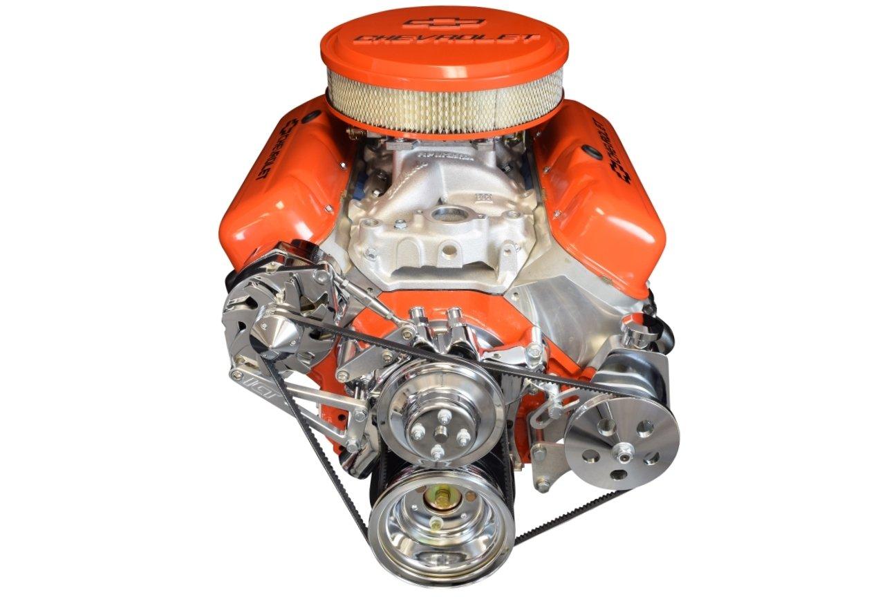 BBC Turnbuckle Alternator / Power Steering Pump Accessory Drive Bracket Kit , 551493 ICT Billet