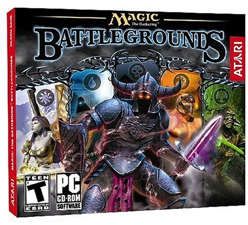 - Magic the Gathering: Battlegrounds - PC