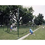 ATEC Free Standing Batting Cage Frame 70 Feet