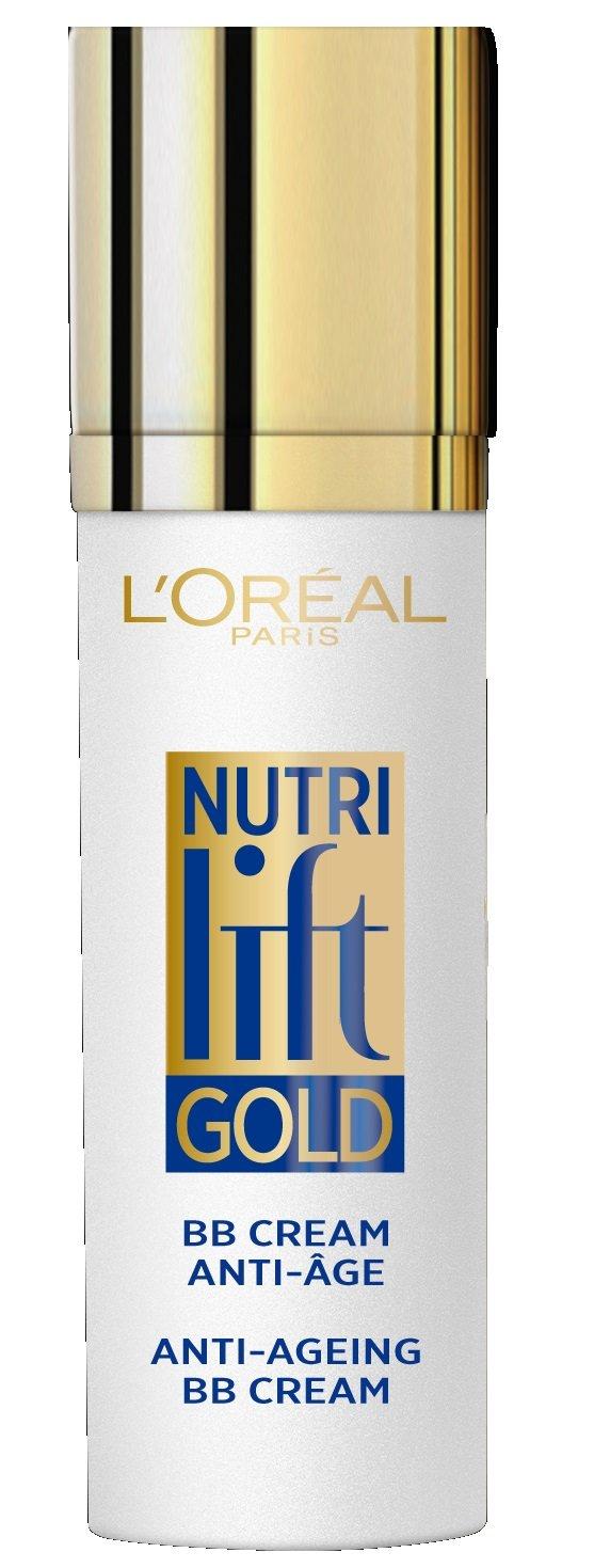 L'Oréal Paris - Fond de Teint Anti-âge Nutri Lift Gold BB Cream Teinte Universelle L'Oréal Paris