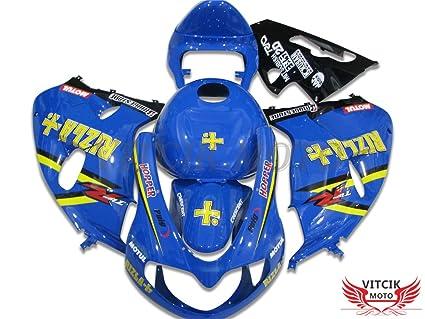 Amazon Com Vitcik Fairing Kits Fit For Suzuki Tl1000r 1998 1999