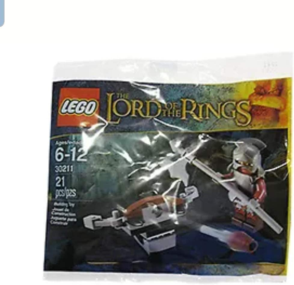LEGO The Lord of The Rings: Uruk-Hai with Ballista Set 30211 (Bagged)