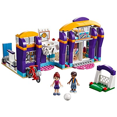 LEGO Friends Heartlake Sports Center 41312 Toy for 6-12-Year-Olds: Toys & Games