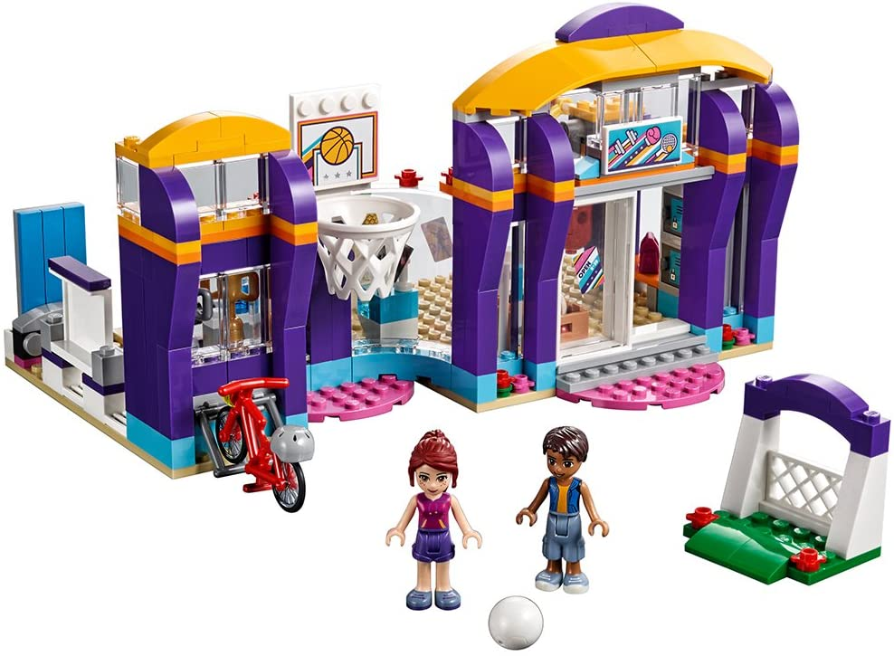 LEGO Friends Heartlake Sports Center 41312 Toy for 6-12-Year-Olds