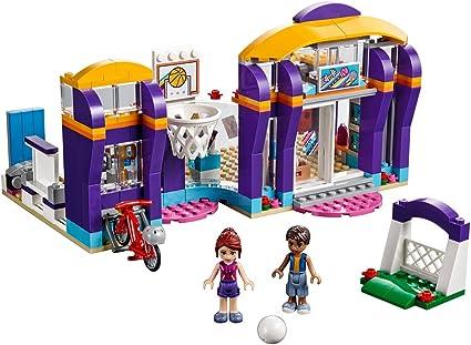 Amazon.com: LEGO Friends polideportivo de Heartlake 41312 ...