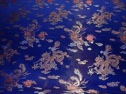 Amazon com: Prestige Fashion UK Ltd Royal Blue Oriental/Chinese
