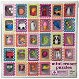 Eraser Puzzle 30ct Value Pack - Unique Mini Eraser Puzzles Just Like Japanese Iwako.. for Less