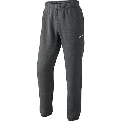 ac0864fa Nike Sportswear Nike Club Cuff Swoosh Sweatpant Medium Grey L