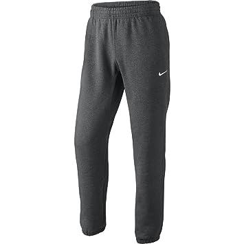 Nike Squad Fleece Cuff Mens H Jogg Trousers, Men, Jogginghose Club Cuffed,  Charcoal