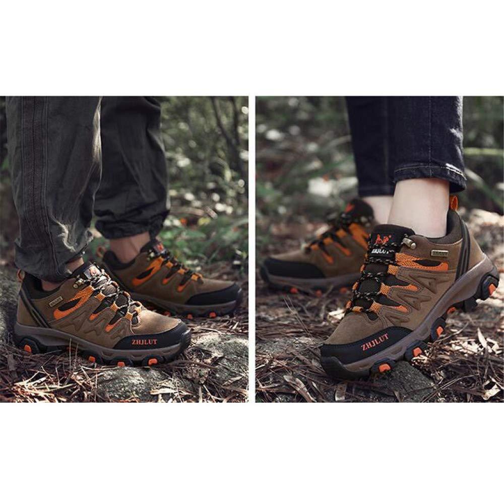 Scarpe da Trekking da Uomo Scarpe Scarpe Scarpe da Trekking Outdoor Impermeabili Leggere con Scarpe Sportive Casual ad8dbe