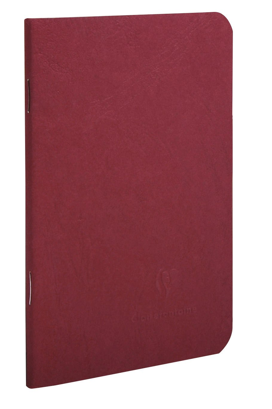 nero rilegato in borsa depoca Clairefontaine 733161C Libretto A5 foderato 48 fogli