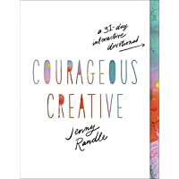 Courageous Creative: A 31-Day Interactive Devotional