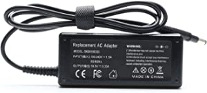 19.5V 3.33A 65W Ac Adapter Laptop Charger for HP Pavilion TouchSmart 14-B109WM 15-B129WM 15-B119WM 14-C050NR 14-C015DX 693715-001 613149-001 677770-003