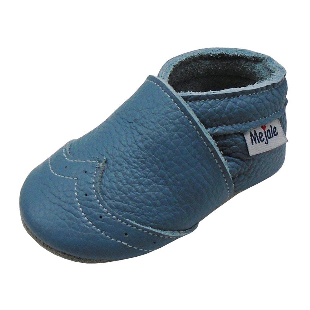 Mejale Chaussons Cuir Souple Chaussures Cuir Souple Chaussons Enfants Pantoufles Chaussures Premiers Pas