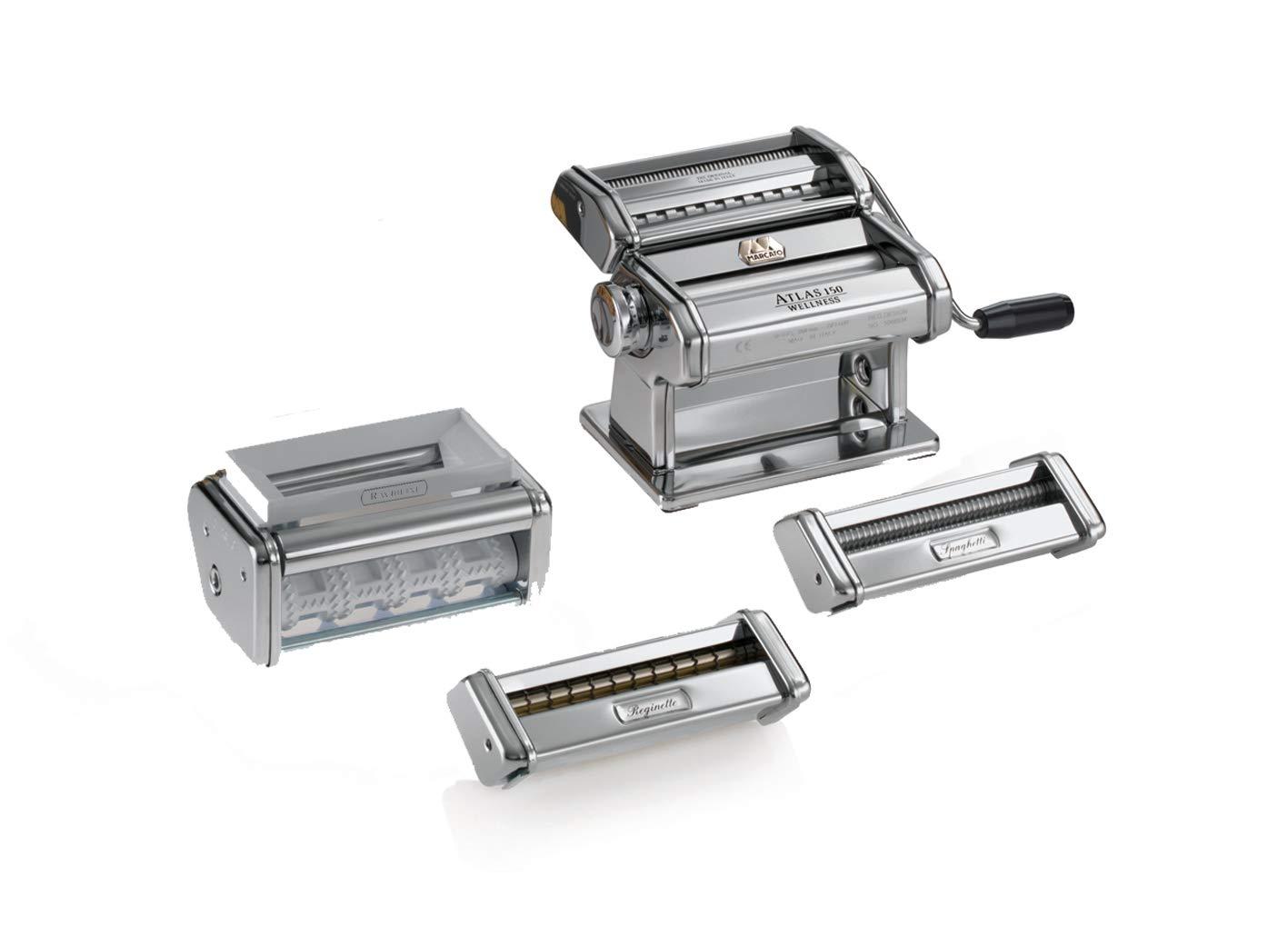 Atlas Marcato Multipast Pasta Machine Set by Atlas