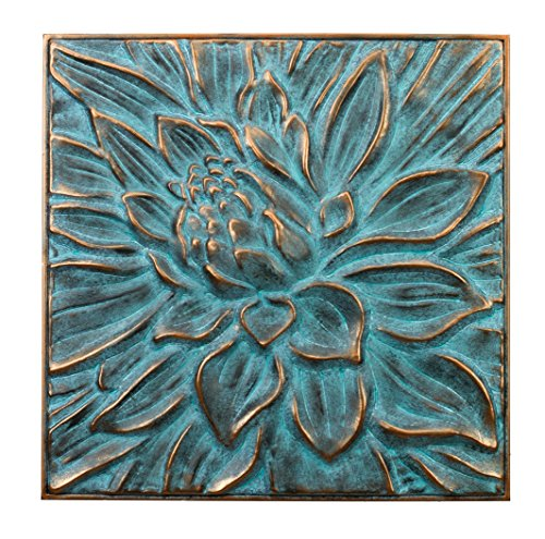 Regal Art & Gift Green Lotus Wall Decor 16