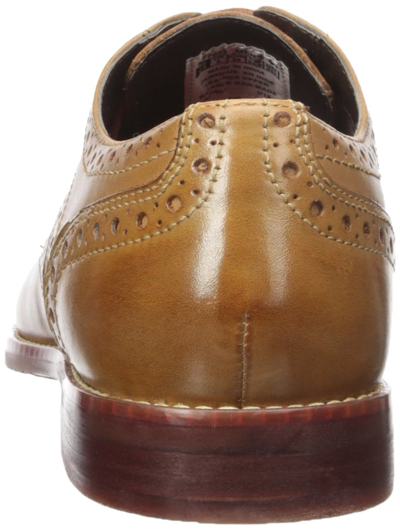 Rockport Men's Style Purpose Wing Tip Tan- 6.5 2w Us-6.5 W by Rockport (Image #2)