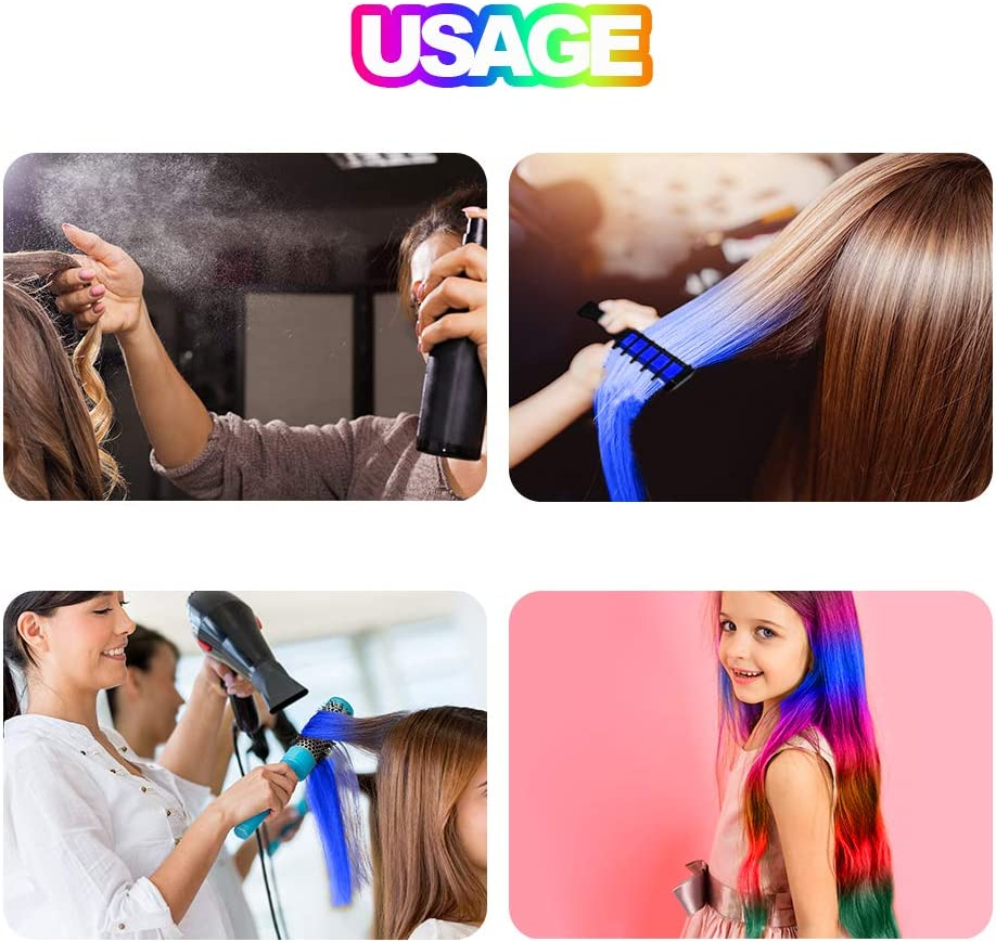 ATOPDREAM Hair Chalk Comb-Best Gifts