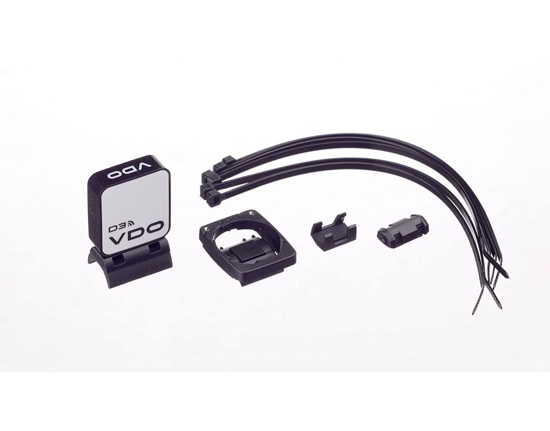 VDO Kit Radio de velocidad D3 - para los ciclocomputadores M3 WL y M4 WL 30101 Diverse